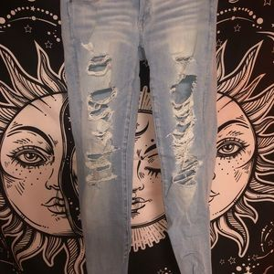 soft and stretchy jeans